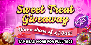 Sweet Treat Giveaway